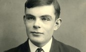 This is Alan Turing!