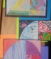 A small sampling of beautiful Fibonacci Projects!