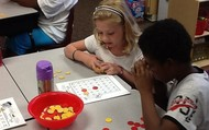 Math Station game