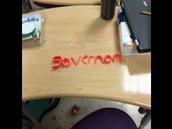 Play-doh Spelling words
