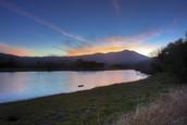 Mount Tam-Sunset