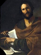 Inspired Author: Beloved Disciple (John the Evangelist)
