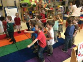 Our New GoNoodle Dance