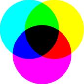 ערבוב צבעי יסוד