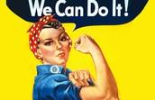 מסמלת את הכוח הנשי
