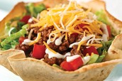 Ensalada de Taco