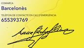Digitalitza la teva signatura
