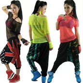 fashion hip hop clothes today