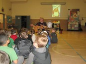 Nothing beats a live sing-a-long; thank you Mr. Cobb!
