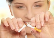 You can stop the dangers of smoking!