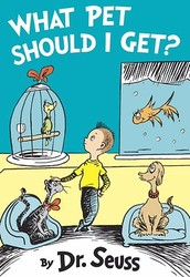 Dr.Seuss's new THAN new book!