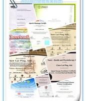 健體行業認證