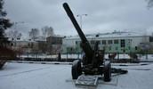 Памятник воинам-артиллеристам