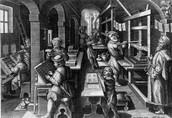 Renaissance Printing Press