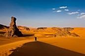 sand deserts