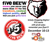 Five Below - Fundraiser