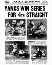 New York's fourth consecutive series won