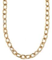Christina Link Necklace Gold