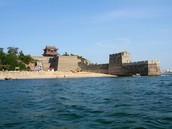 First Door Under Heaven, The Great Wall at Shanhaiguan