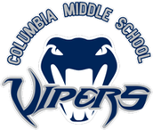 Columbia Middle School                  -Principal, Rich Upshaw