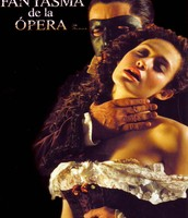 "Libro ""El Fantasma de la Ópera"""