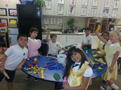 Play-Doh Fun in Kindergarten