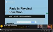 iPads in PE
