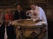 The process of Baptism