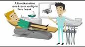 Rotfylling - tannlege i Oslo