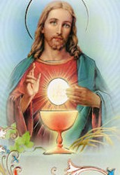 What is the meaning and the purpose of the Eucharist? How does  celebrating the Eucharist connect people to the church?