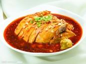 川味红油口水鸡(半只)$7.99