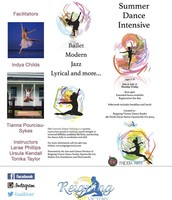 Summer Dance Intensive Training