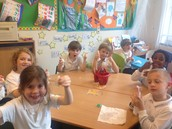Eating yummy ice lollies - 50 marble reward!