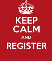Registration Begins This Week