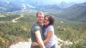 Un paisatge ideal per a una parella ideal
