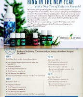 Young Living January Promo!