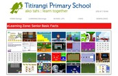 """Games & Activities to Support Your Child's Learning on the TPS """"eLearning Zone""""!"""