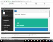 Student Portal View