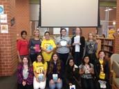 8th Grade Lunch Bunch Book Club