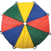 Parachute Games and Activities for Children also