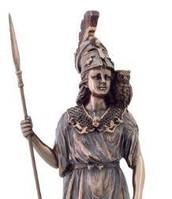 Greek God Athena