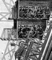 1899 - La tour Eiffel