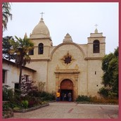 Outside of the mission