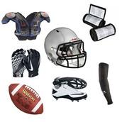 Football Equipment Fittings