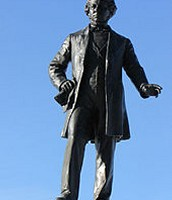 Statue of McGee