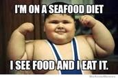 comer alimentos