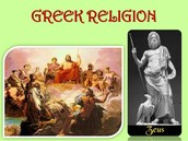 Ancient Greece Religion