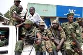Congo Civil War