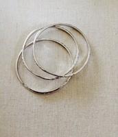 Rhea Bangles (silver)
