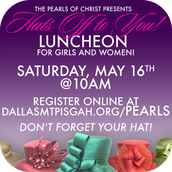 Join Us For the Hats Off To You Luncheon